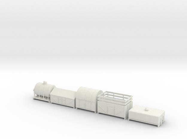 55n2 specials  in White Natural Versatile Plastic