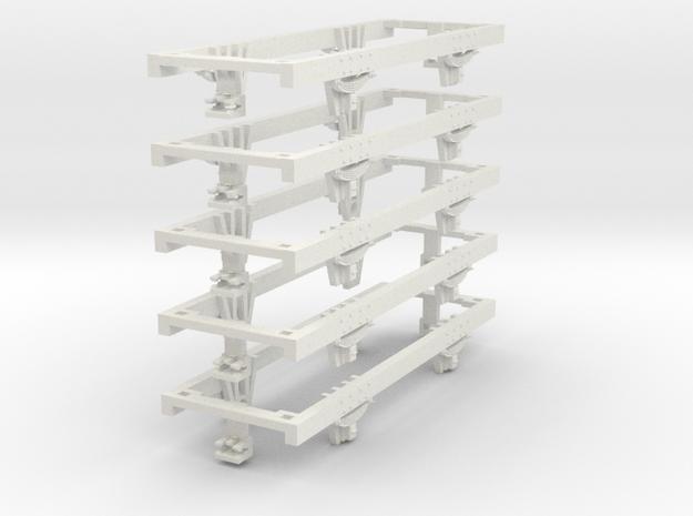 55n2 underframe long nem 3d printed