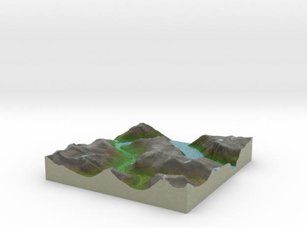 Terrafab generated model Thu Oct 10 2013 11:42:12 3d printed