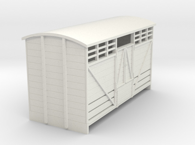 55n2 Cattle van long 3d printed