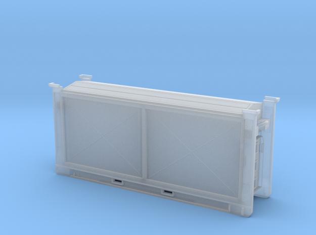 AB-Schlauchmodul - Moderne Ausführung in Smooth Fine Detail Plastic