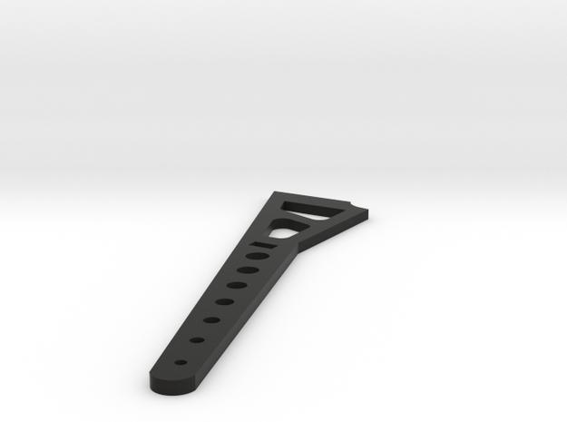 DJI F450-F550 Flamewheel Longer Leg Extensions 3d printed