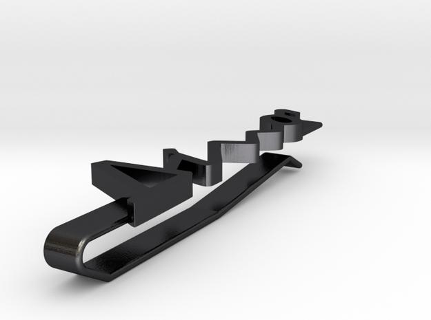 TIE CLIP DINO 3d printed