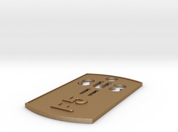 SUS NOT F5 3d printed