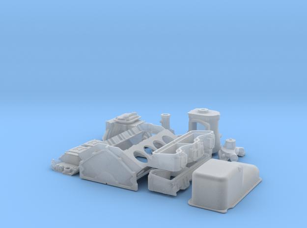 1 12 409 Large Parts File 3d printed