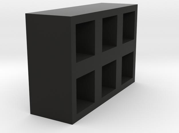 Modern shelves 3d printed