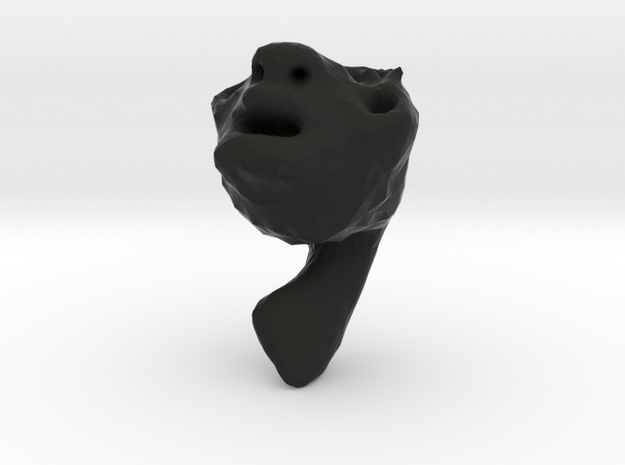 Scary Face 2 3d printed
