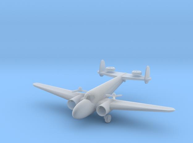 Lockheed 14 - Parts - Nscale in Smooth Fine Detail Plastic