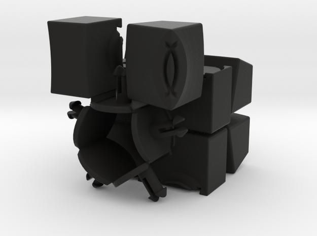 Pentagon 3d printed