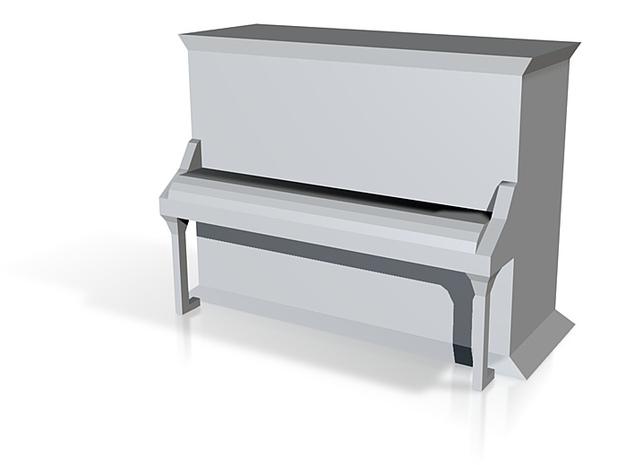 Miniature Piano 3d printed