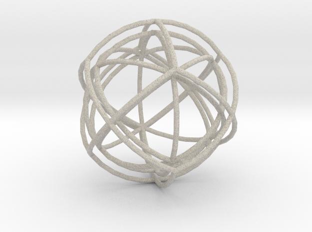Rhombicage-r1.5-s24.3-o2-n5-dTrue-x0 3d printed