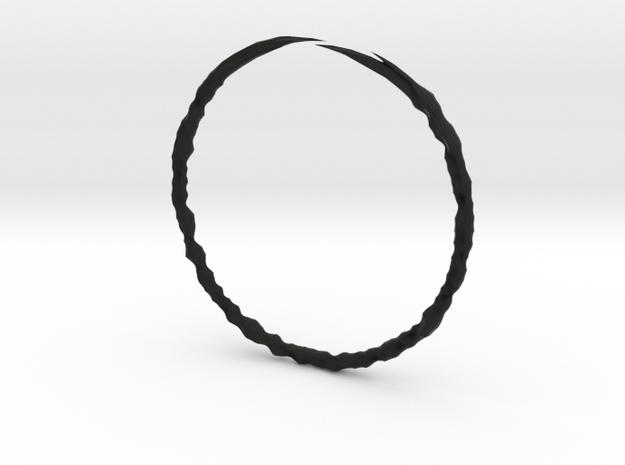 Lin Bracelet 3d printed