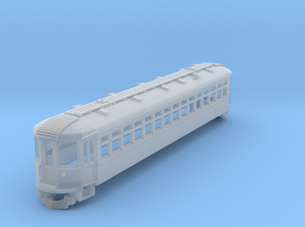 CNSM 700 - 711 series coach 3d printed