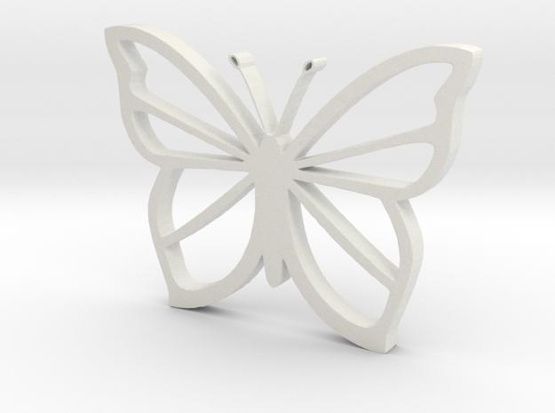 Flying Pendant 3d printed
