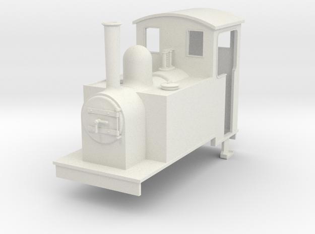 1:32/1:35 side tank Loco 2 3d printed