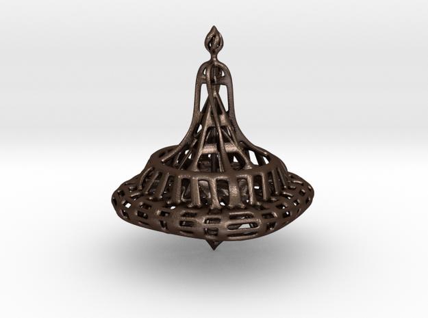Steampunk Spinner 3d printed