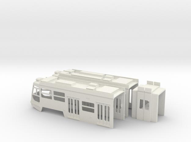 Rom Socimi body, H0 3d printed