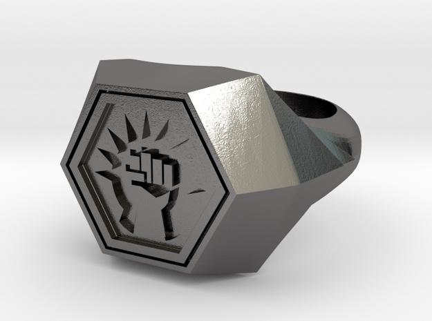 Magic: The Gathering    Boros Ring(US Size 10) 3d printed