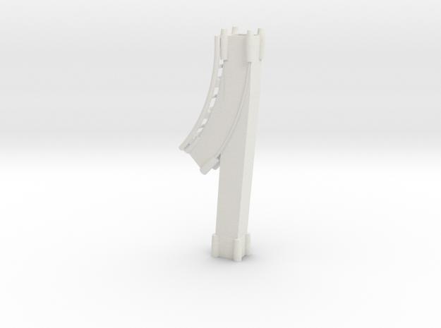 Looping Grün Teil3 in White Strong & Flexible