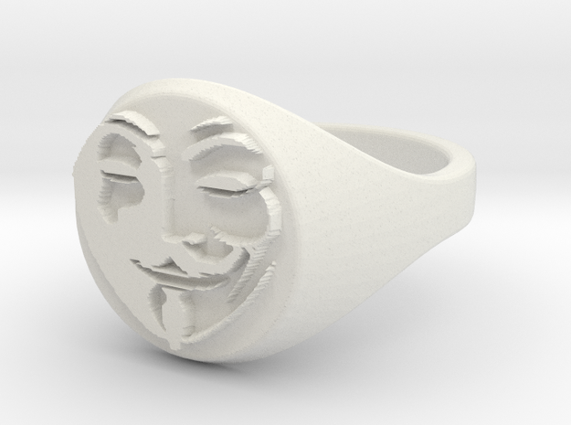 ring -- Thu, 31 Oct 2013 23:59:30 +0100 3d printed