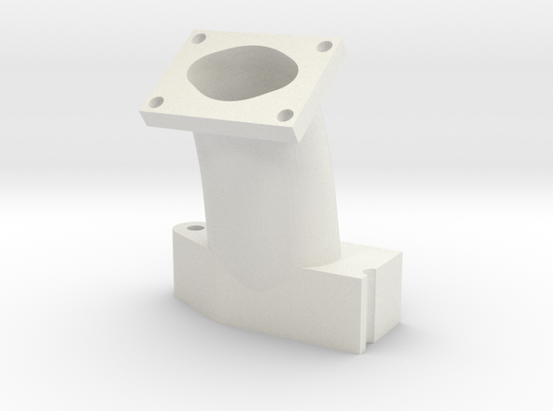 mani part A 3d printed