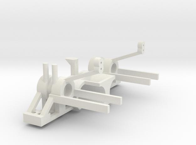 M471 motor bracket 3d printed