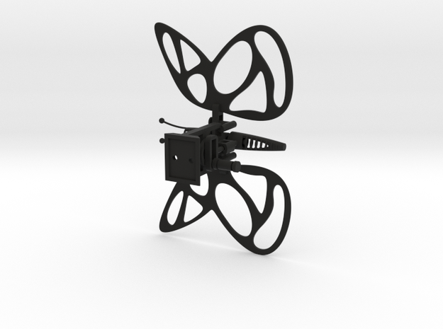 The Butterfly 3d printed