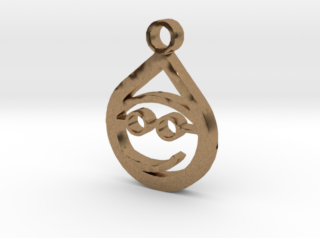 Small Elf Pendent 3d printed