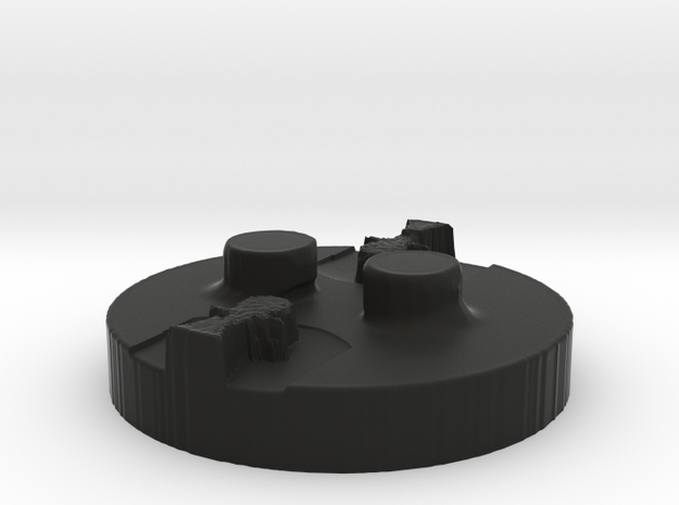 Chess game for lego pawn 3d printed