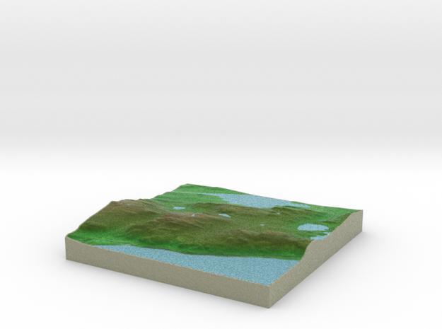 Terrafab generated model Thu Nov 07 2013 12:01:47 3d printed