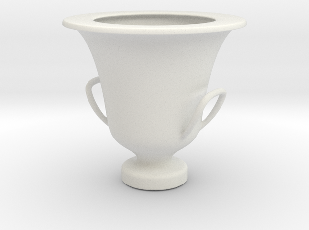 Greek Vase - Krater - Calyx 3d printed