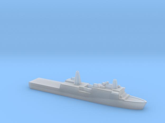[USN] San Antonio Class 1:6000 3d printed