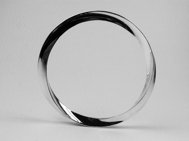 Delicate Bangle 3d printed
