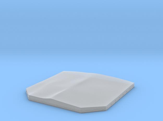 1/87 Pl/Schwan/Flach in Smooth Fine Detail Plastic