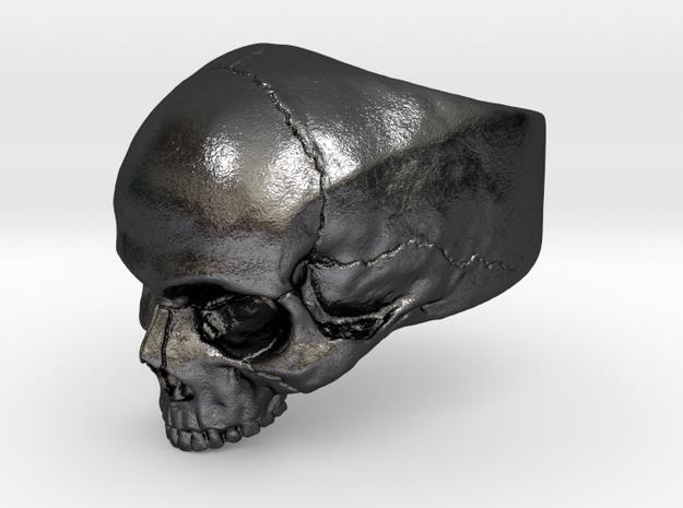 Yorick Memento Mori Skull Ring