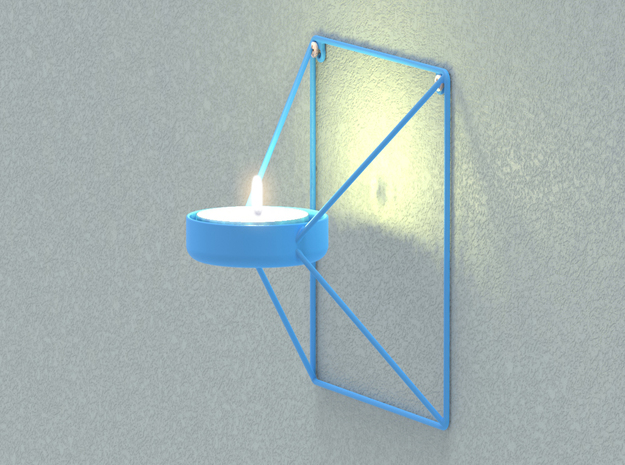 Kube Tealight Holder