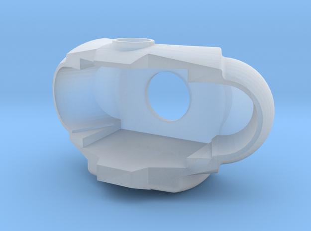 Hydro 3d printed