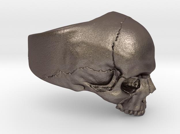 Yorick Memento Mori Skull Ring size 6