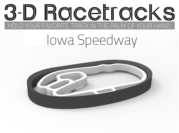 Iowa Speedway | IndyCar in Full Color Sandstone