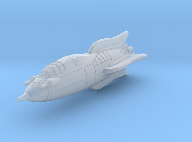 Terran Battle Rocket Arion 'scout' version 3d printed