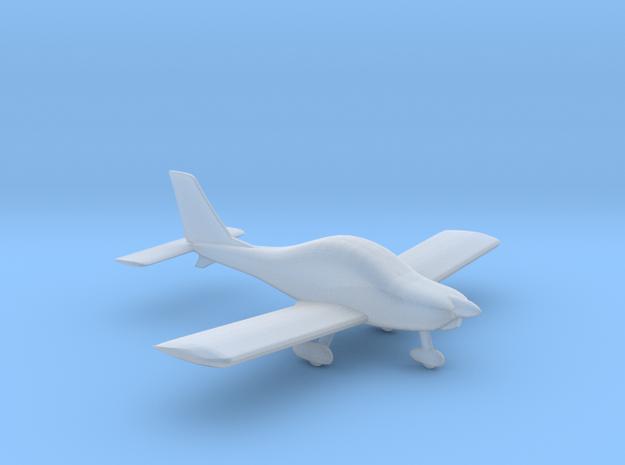 Texan Top Class Light Aircraft  1/87  3d printed