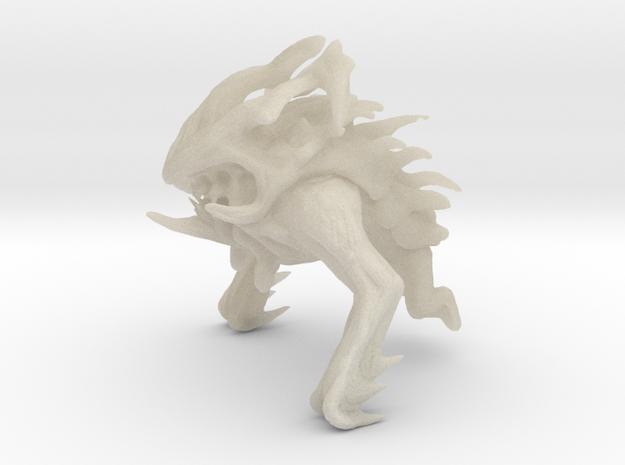 Gorgobeast in White Acrylic