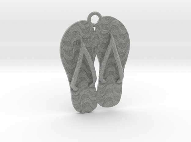 Rio Sandals 3d printed
