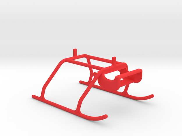 3D printed landingskip BLH3504 3d printed custom mcp x
