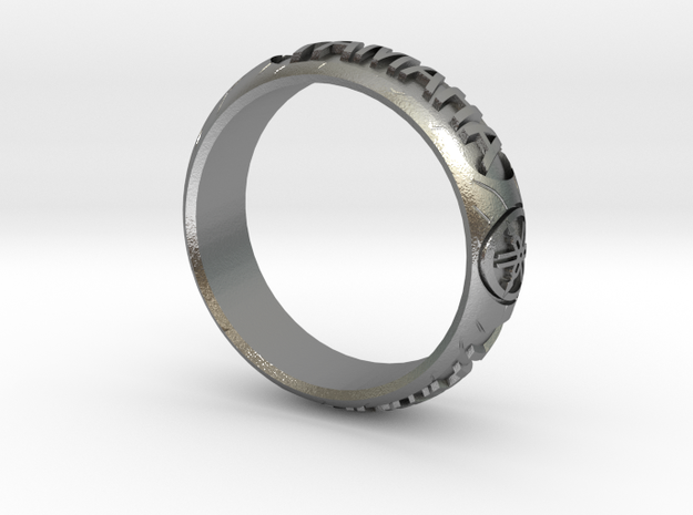"""Yamaha ring size P / 56mm / 2""""1/4 in Natural Silver"""