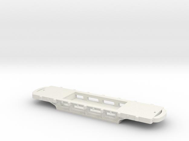 A-1-220-pechot-platform-wagon1a in White Natural Versatile Plastic