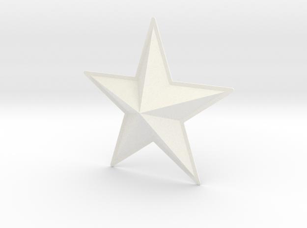Captain America: TFA Chest Star
