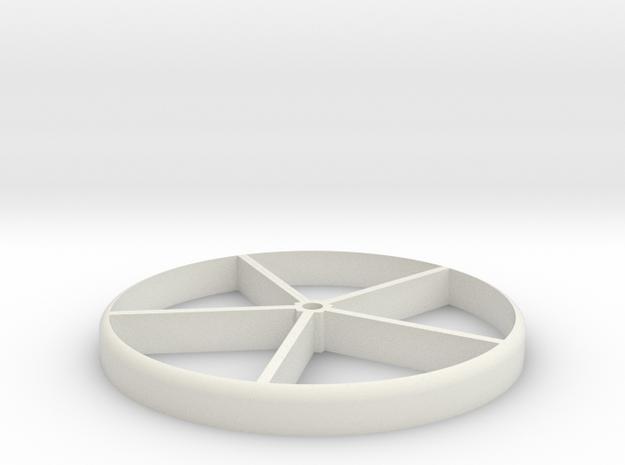 9e9rbe8doh379hkkod8448dmv5 46784715.stl in White Natural Versatile Plastic