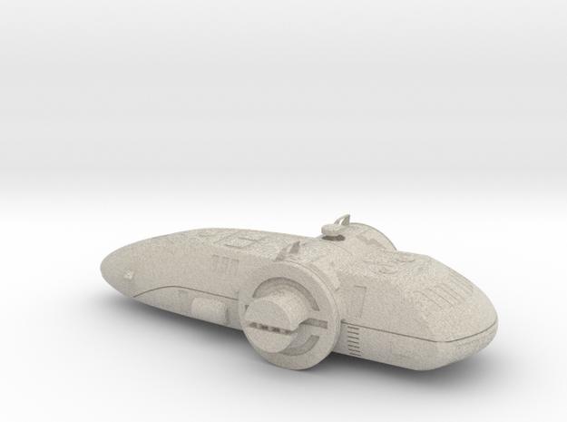 New Atlantic Prototype 3d printed