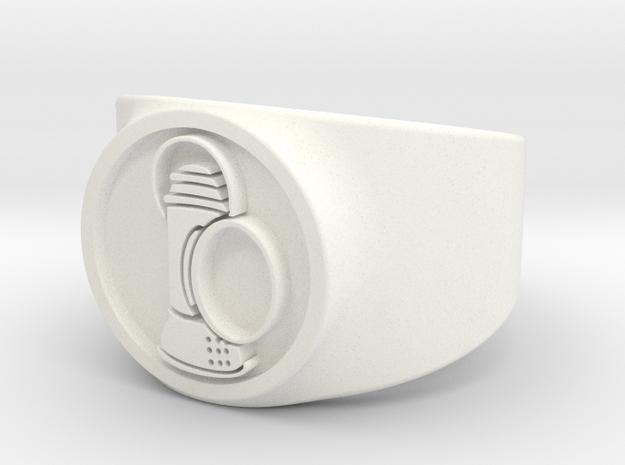 Alan Scott GL Ring Sz 10 3d printed